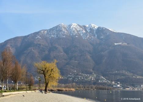 ***** Campingplatz Camping Village Campofelice am Lago Maggiore