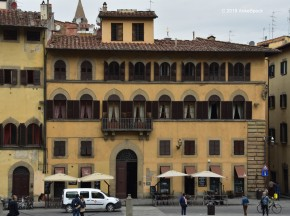 Piazza dei Pitti