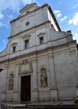 Kirche San Paolino