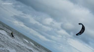 Küste zwischen Tirrenia und Livorno